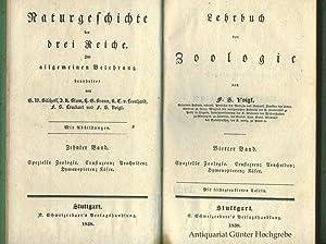 Lehrbuch der Zoologie. Spezielle Zoologie - Crustazeen, Arachniden, Hymenopteren, Käfer.: ...