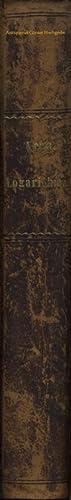Georg's Freiherrn von Vega Logarithmisch-Trigonometrisches Handbuch.: Vega, Georg Freiherrn ...