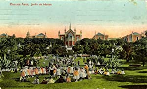 Buenos Aires, Jardin de Infantes.