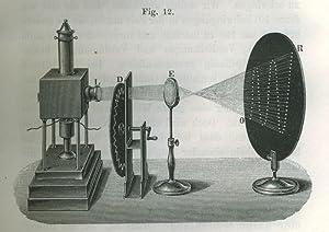 Das Licht. Sechs Vorlesungen gehalten in Amerika im Winter 1872-1873.: Tyndall, John: