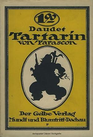 Die wunderbaren Abenteuer des Tartarin von Tarascon.: Daudet, Alphonse: