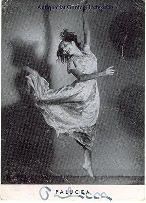 Palucca. Signiert, ca. 1935: Enkelmann, S.: