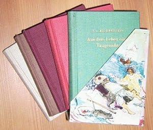 Kleine Bibliothek, Kassette 2. Enthält: E.T.A. Hoffmann: Musikalische Novellen / R. ...