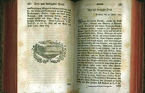 Von Breslau. Dokumentirte Geschichte und Beschreibung.In Briefen. (Brief 37 - 67).: Klose, Samuel ...