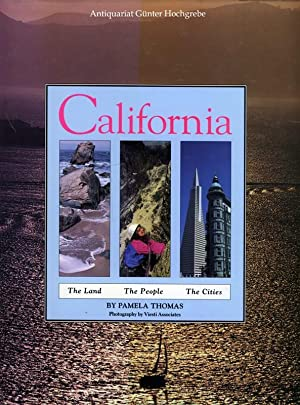 California: The land, the people, the cities.
