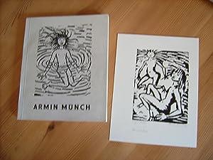 Armin Münch. Druckgrafik. Oeuvrekatalog 1947-1971.: Münch, Armin: