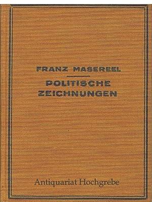 Politische Zeichnungen.: Masereel, Frans: