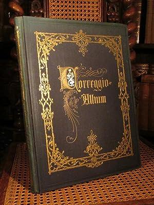 Correggio-Album. Text von Hugo Freiherrn von Blomberg.