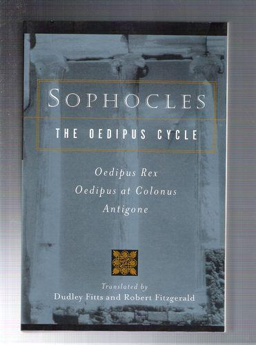 oedipus rex translated by dudley fitts and robert fitzgerald