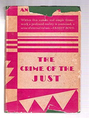 The Crime of the Just: Chamson, Andre
