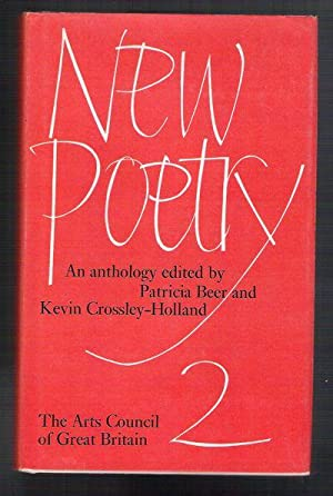 New Poetry 2: Beer, Patricia; Crossley-Holland, Kevin (editors)