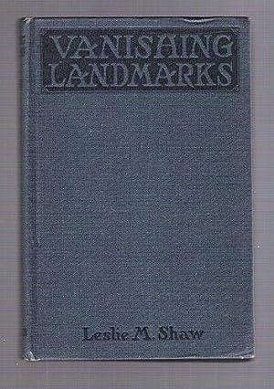 Vanishing Landmarks: The Trend Toward Bolshevism: Shaw, Leslie M.