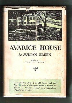 Avarice House: Green, Julian