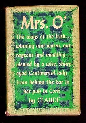 Mrs. O': Claude