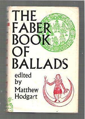 The Faber Book of Ballads: Hodgart, Matthew (editor)