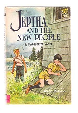 Jeptha and the New People: Vance, Marguerite