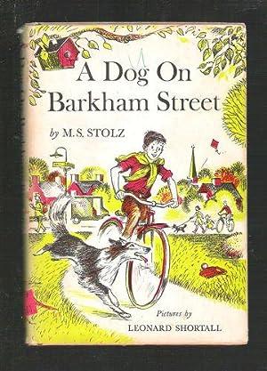 A Dog on Barkham Street: Stolz, M.S.