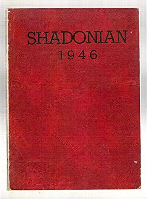 The Shadonian Shade Township High School Yearbook, 1946