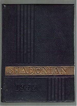 The Shadonian Shade Township High School Yearbook, 1945: Shade Township Senior Class