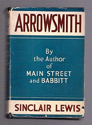 Arrowsmith: Lewis, Sinclair
