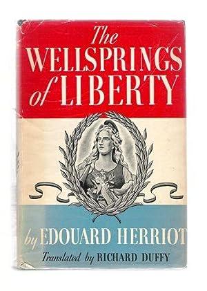 The Wellsprings of Liberty: Herriot, Edouard
