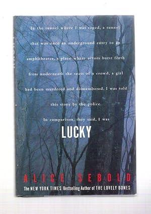 Lucky: Alice Sebold