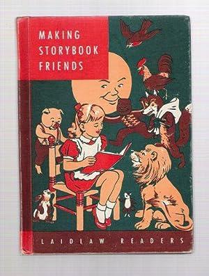Making Storybook Friends: Yoakam, Gerald; Hester,