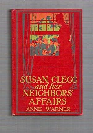 Susan Clegg and Her Neighbors' Affairs: Warner, Anne