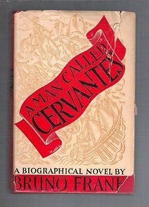 A Man Called Cervantes: Frank, Bruno