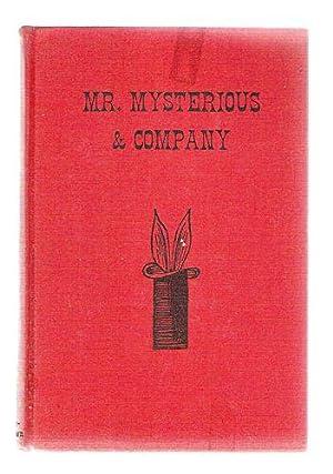 Mr. Mysterious & Company: Fleischman, Sid