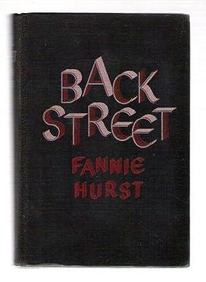 Back Street: Hurst, Fannie