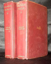 Eugene Field/A Study in Heredity and Contradictions/Volume I and II: Thompson, Slason