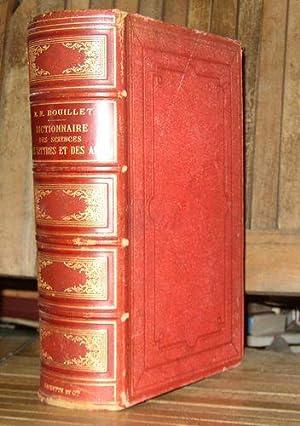 Dictionnaire Universel Des Sciences, Des Lettres Et Des Arts: Bouillet