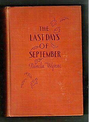 The Last Days of September: Wynne, Pamela