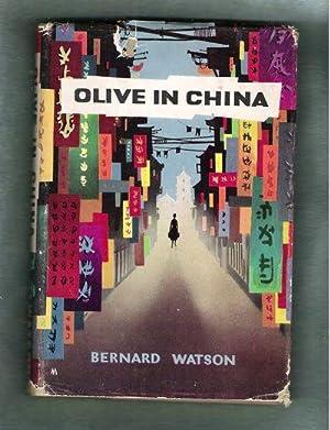 Olive in China: Watson, Bernard