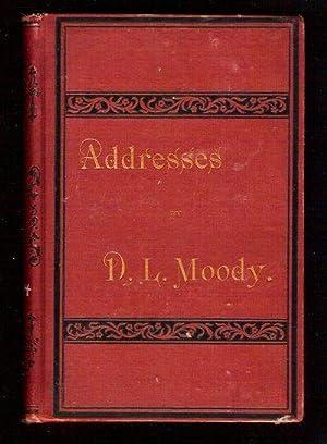 Addresses: Moody, D.L.
