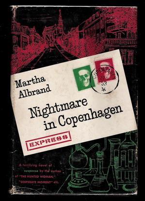 Nightmare in Copenhagen: Albrand, Martha