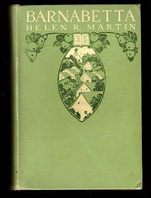 Barnabetta: Martin, Helen R.