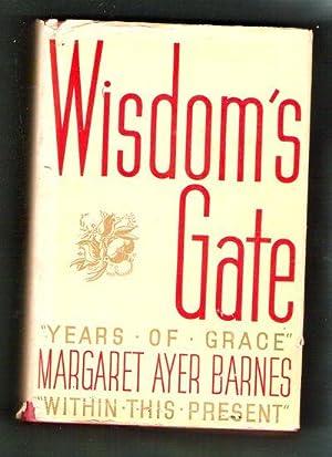 Wisdom's Gate: Barnes, Margaret Ayer