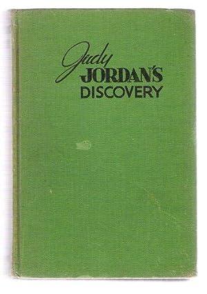 Judy Jordan's Discovery: Garis, Lilian