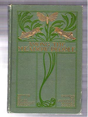 Among the Meadow People: Pierson, Clara D.