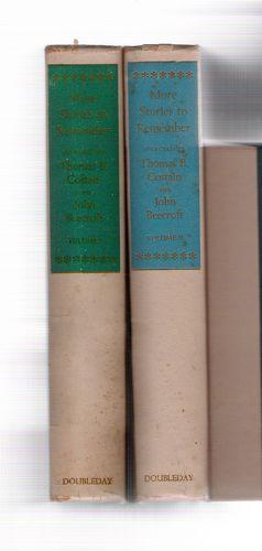 More Stories to Remember/Two Volumes: Costain, Thomas B. and Beecroft, John