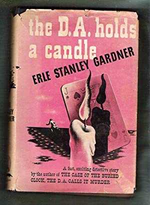 The D.A. Holds A Candle: Gardner, Erle Stanley