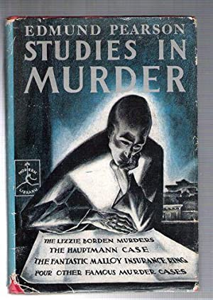 Studies in Murder/The Lizzie Borden Murders, The Hauptmann Case, The Fantastic Malloy Insurance R...