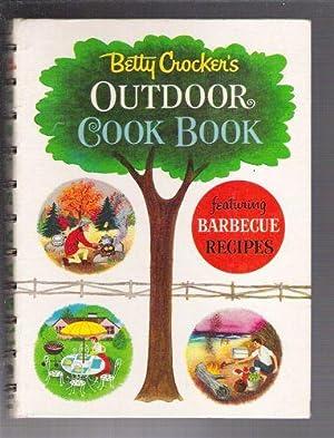 Betty Crocker's Outdoor Cook Book: Crocker, Betty