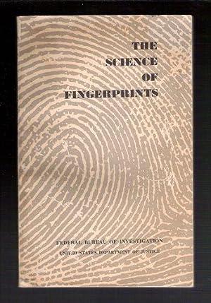 The Science of Fingerprints: Federal Bureau of Investigation