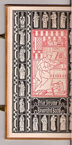Friar Jerome's Beautiful Book: Aldrich, Thomas Bailey