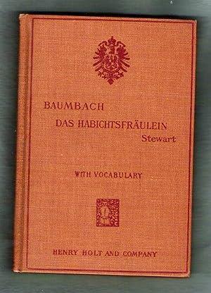 Das Habichtsfraulein: Baumbach, Rudolf