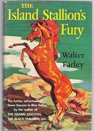 The Island Stallion's Fury: Farley, Walter