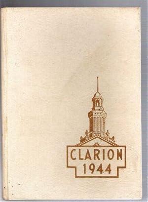 1944 Clarion Year Book; Salem High School, Salem, Oregon